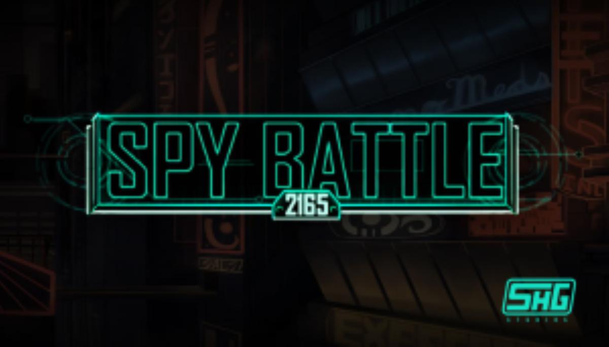 SpyBattle Title Logo